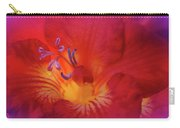 Fade To Freesia - Iridaceae Carry-all Pouch