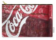 Faded Coca Cola Mural 2 Carry-all Pouch