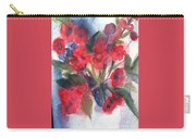 Faded Memories Carry-all Pouch by Sherry Harradence