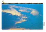 Fading Clouds Carry-all Pouch