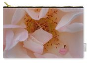 Faintly Pink - Rose Carry-all Pouch