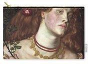 Fair Rosamund  Carry-all Pouch