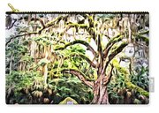 Fairchild Painted Carry-all Pouch