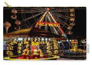 Fairground At Night Carry-all Pouch