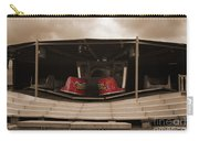 Fairground Waltzer In Sepia Carry-all Pouch