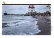 Fairport Harbor Breakwater Lighthouse Carry-all Pouch