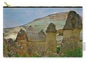 Fairy Chimneys-basalt Caps On Tufa-in Cappadocia-turkey Carry-all Pouch