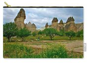 Fairy Chimneys In Cappadocia-turkey Carry-all Pouch