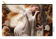 Fairy Of The Key Carry-all Pouch