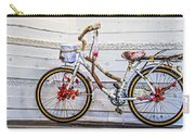 Fairy Tale Bike Flying Machine Carry-all Pouch
