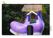 Fairy Tale Shoe House Carry-all Pouch