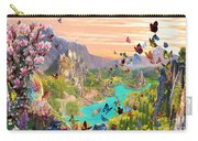 Fairy Valley Carry-all Pouch
