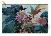 Fairyland Asters Carry-all Pouch