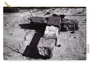 Faith Among The Ruins Carry-all Pouch