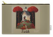 Faith Country Church Carry-all Pouch