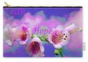 Faith-hope-love Carry-all Pouch