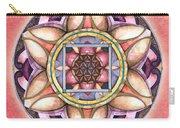 Faith Mandala Carry-all Pouch