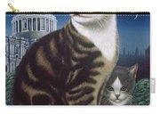 Faith, The St. Paul's Cat Carry-all Pouch