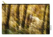 Fall Abstract Carry-all Pouch by Steven Ralser