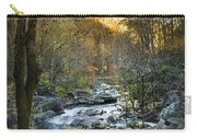 Fall Along Citico Creek Carry-all Pouch