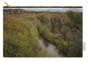 Fall Along The Creek Carry-all Pouch