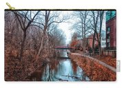 Fall Along The Delaware Canal Carry-all Pouch