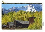 Fall At Ashcroft Carry-all Pouch