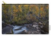 Fall At Bishop Creek Carry-all Pouch