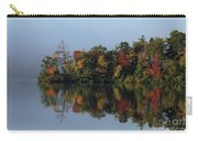 Fall At Heart Pond Carry-all Pouch