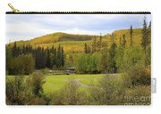 Fall At The Course Carry-all Pouch