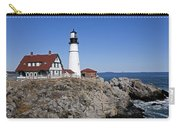 Fall At The Lighthouse Carry-all Pouch