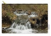 Fall At The Lower Falls Carry-all Pouch