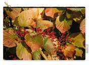 Fall Berries Carry-all Pouch