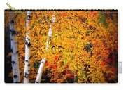 Dazzling Birch Carry-all Pouch
