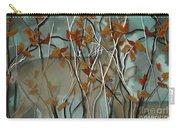 Fall Branches With Deer Carry-all Pouch