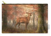 Fall Buck Carry-all Pouch