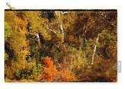 Fall Color Creekside Carry-all Pouch