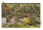 Fall Color In Little River Canyon Carry-all Pouch