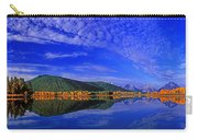 Fall Color Oxbow Bend Grand Tetons National Park Wyoming Carry-all Pouch