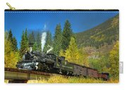 Fall Colored Bridge Carry-all Pouch