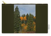 Fall Colors 2 Greeting Card Carry-all Pouch
