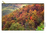 Fall Colors Along The Blueridge Carry-all Pouch