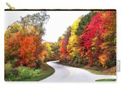 Fall Colors Along The Blueridge Parkway Carry-all Pouch
