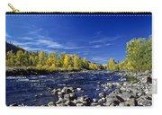 Fall Colors Along The Naches River Carry-all Pouch