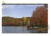 Fall Colors At Sherando Lake Carry-all Pouch