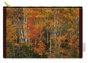 Fall Colors Greeting Card Carry-all Pouch