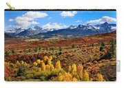Fall Colors In Ridgway Colorado Carry-all Pouch
