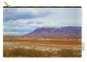 Fall Colors In The Lake Bed Carry-all Pouch