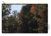 Fall Colors In The Swamp Carry-all Pouch