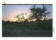 Cedar Park Texas Fall Creek Sunset Carry-all Pouch